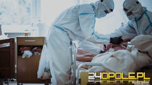 Żołnierze WOT pomagają. Trwa wprowadzanie terytorialsów do wszystkich szpitali w kraju