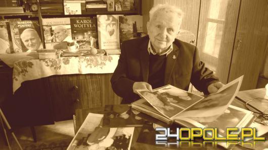 Zmarł Eugeniusz Mróz. Był autorem wspomnień o papieżu Polaku