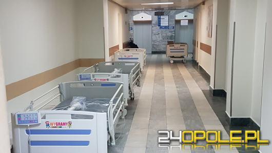 Fundacja WOŚP zakupiła łóżka dla pacjentów z COVID-19. Trafią również do Opola