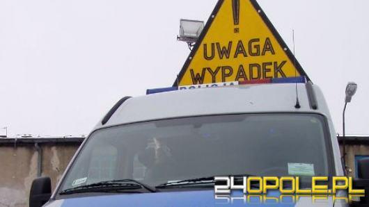 Policjanci strzeleckiej komendy poszukują świadków wypadku