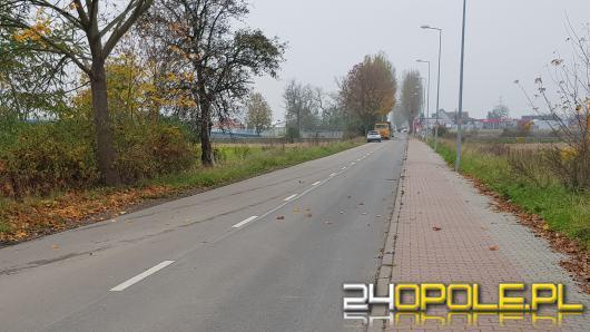 Zakończyła się przebudowa ulicy Krapkowickiej. Jest już przejezdna