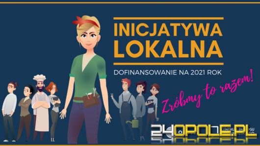 Inicjatywa Lokalna na 2021 rok - rozstrzygnięcie wniosków
