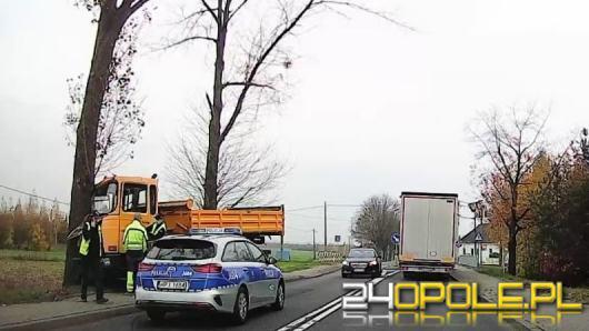 Nietrzeźwi kierowcy w rękach policjantów z Praszki