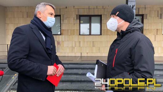 """Wojewoda opolski o czarnej księdze PiS: """"Wymiociny i pierdolety"""""""