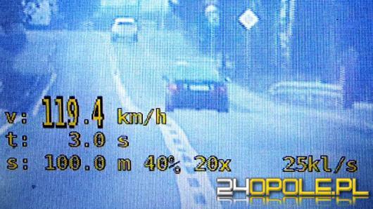 Dwaj kierowcy zatrzymani za nadmierną prędkość