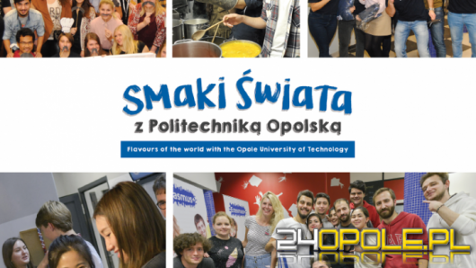 Studenci Politechniki Opolskiej wydali książkę kucharską. Znajdziemy tam wszystkie smaki świata