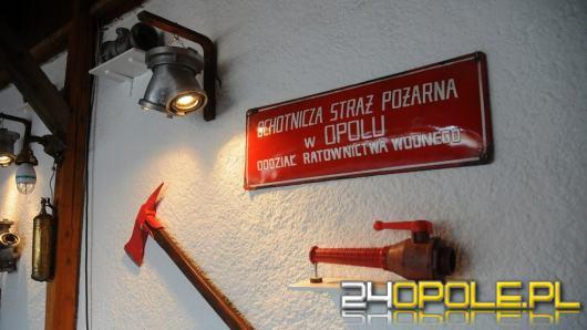 Z remizy OSP ORW Opole skradziono pieniądze