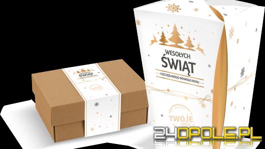 Słodkie świąteczne paczki dla pracowników - wybierz słodycze Wawel