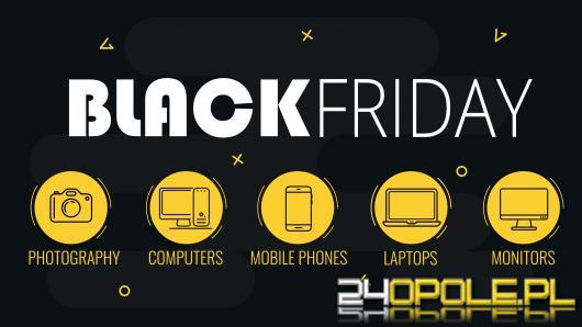 Black Friday 2020 - promocje na elektronikę i nie tylko