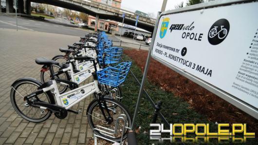 Rowery miejskie wrócą w marcu 2021. Mimo pandemii opolanie chętnie z nich korzystali