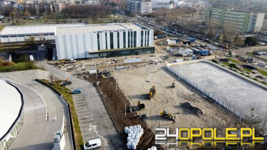 Opolski Park Sportu - tworzony z myślą o wszelkiej aktywności sportowej
