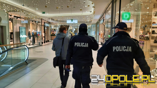 Bezlitosne kontrole policji i sanepidu w galeriach handlowych
