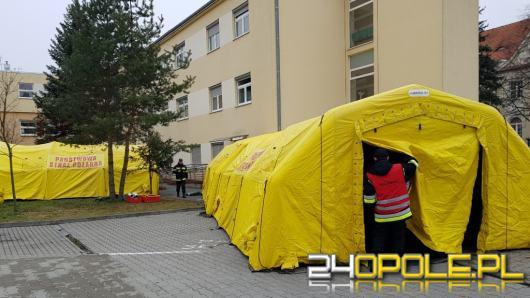 Wojewoda opolski przedstawił plan przywracania szpitali do normalnej pracy