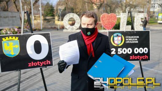 Arkadiusz Wiśniewski: Minister Ociepa potrafi zadbać o siebie, a o Was i Opolu zapomniał