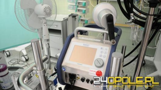 Zarząd województwa przeznaczy 350 tysięcy złotych na aparat do terapii ECMO