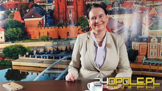 Violetta Porowska - zaszczepię się przeciw Covid-19 w pierwszym możliwym terminie