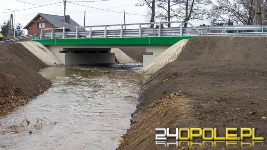 Mosty w Niewodnikach i Kubicach gotowe