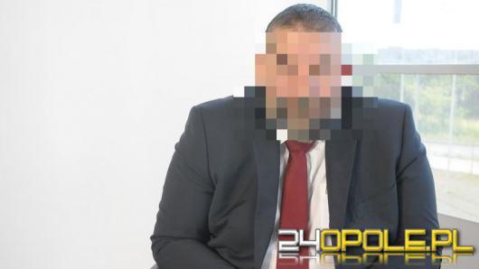 Opolski polityk Andrzej B. z zarzutem jazdy pod wpływem alkoholu