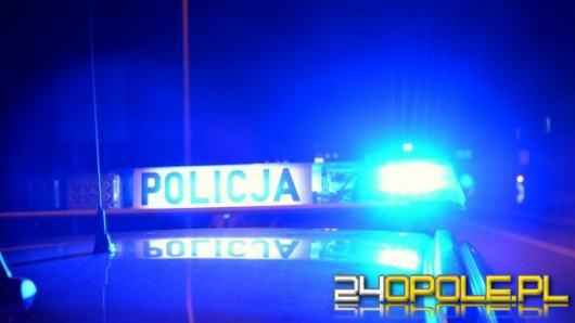 Pijany mężczyzna chciał skoczyć z mostu - desperata uratował policjant