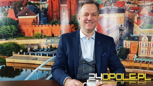 Marek Tomków - farmaceuci są gotowi, żeby pomóc w akcji szczepień