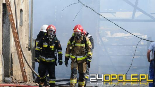 Strażacy PSP do interwencji w 2020 roku wyjeżdżali średnio co 30 minut