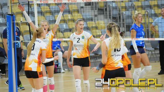 Pewne zwycięstwo UNI Opole w Sosnowcu
