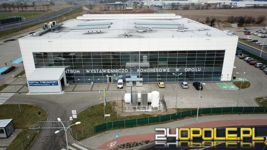 Szpital Tymczasowy w Opolu przyjął 31 pacjentów. Na więcej nie pozwalają braki kadrowe