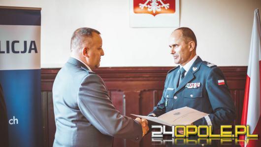 Komendant krapkowickiej policji podinspektor Józef Chudoba traci stanowisko