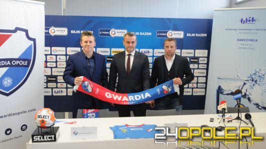 Wojciech Radziewicz rezygnuje z funkcji prezesa Gwardii Opole