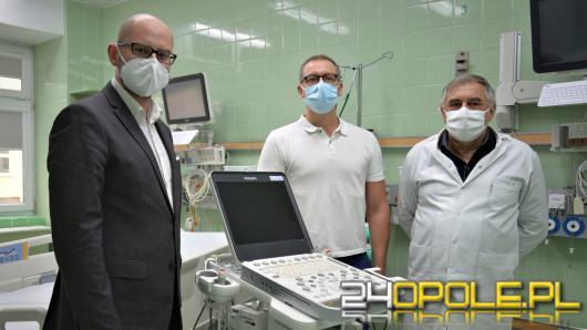 Nowoczesny aparat ultrasonograficzny do terapii ECMO jest już w USK