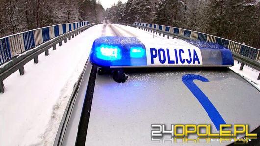 Policyjny pościg za kierującym z sądowym zakazem