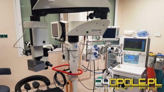 Szpital w Kędzierzynie-Koźlu ma najnowsze sale operacyjne