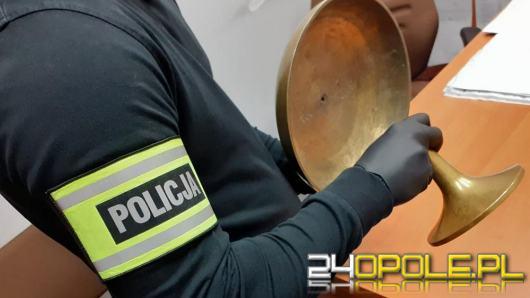 Podejrzany o kradzież dzwonu kościelnego zatrzymany