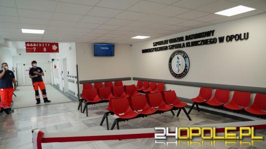 Nowoczesny SOR już w USK w Opolu: Więcej łóżek, odrębne sale, specjalistyczny sprzęt