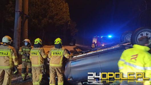 Pracowity wieczór opolskich służb ratunkowych