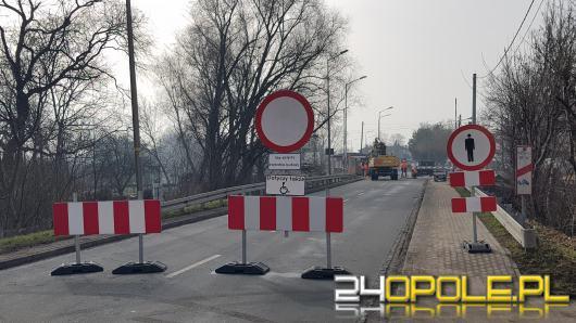 Zamknięto przejazd kolejowy na Al. Przyjaźni w Opolu. Utrudnienia potrwają 2 tygodnie