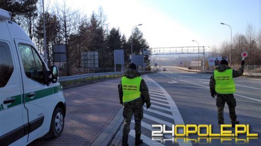 Pracowity weekend Straży Granicznej. 235 osób musiało zawrócić do domu