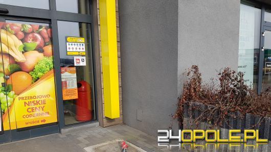 Nieznani sprawcy próbowali okraść bankomat w Zawadzie