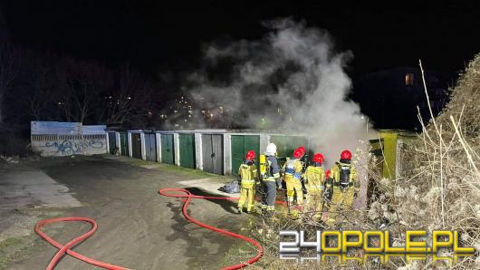 Ofiarą wczorajszego pożaru jest mężczyzna. Policja nie ustaliła jeszcze tożsamości denata