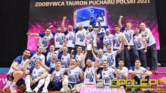 Puchar Polski dla Zaksy Kędzierzyn-koźle