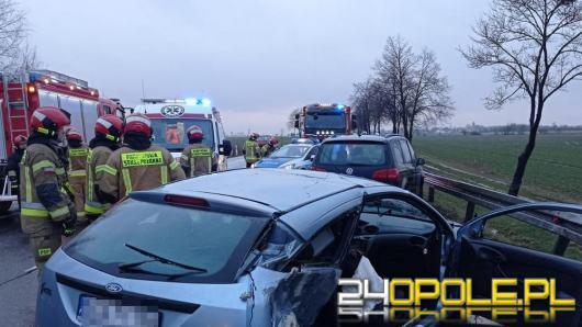 Brzescy policjanci szukają świadków tragicznego wypadku na obwodnicy Brzegu