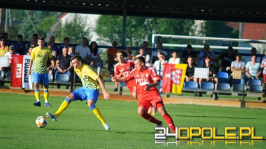 Derby Opolszczyzny w 3 lidze na remis