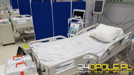 Kolejne szpitale są zobowiązane do zapewnienia łóżek covidowych dla pacjentów