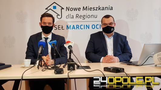 """Mieszkanie Plus """"słabe"""". Marcin Ociepa prezentuje program mieszkaniowy"""