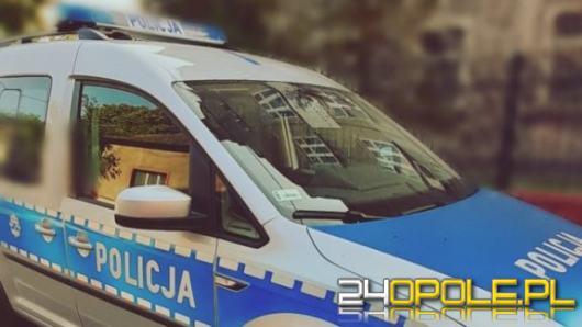 Poszukiwany listem gończym w rękach strzeleckich policjantów