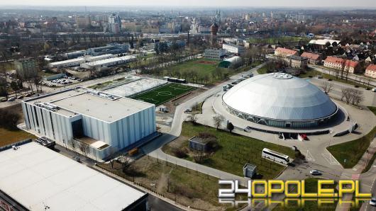 Opolskie Centrum Sportu niemal gotowe. Trwają odbiory