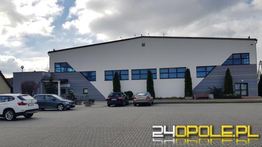 Dwa masowe punkty szczepień w hali w Komprachcicach i w kampusie Politechniki Opolskiej