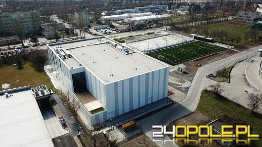 Opolski Park Sportu czeka na sponsora tytularnego. Ogłoszono konkurs