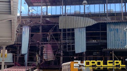 Państwowa Inspekcja Pracy bada sprawę wybuchu reaktora w Kędzierzynie-Koźlu