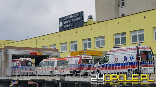 Nawet 1400 szczepień dziennie przeciwko Covid-19 planuje wykonać USK w Opolu